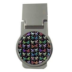 Toys pattern Money Clips (Round)