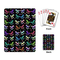 Toys pattern Playing Card
