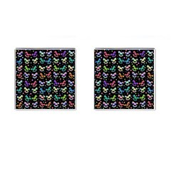 Toys pattern Cufflinks (Square)