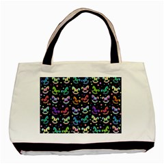 Toys pattern Basic Tote Bag