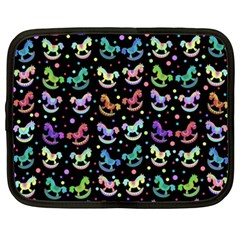 Toys pattern Netbook Case (XXL)