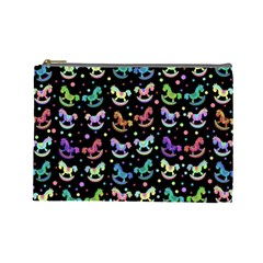Toys pattern Cosmetic Bag (Large)
