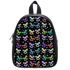 Toys pattern School Bags (Small)