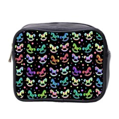 Toys pattern Mini Toiletries Bag 2-Side