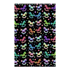 Toys pattern Shower Curtain 48  x 72  (Small)