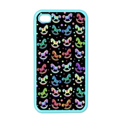 Toys pattern Apple iPhone 4 Case (Color)