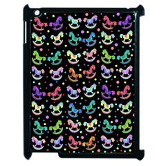 Toys pattern Apple iPad 2 Case (Black)