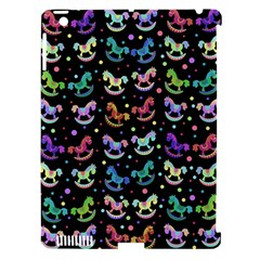 Toys pattern Apple iPad 3/4 Hardshell Case (Compatible with Smart Cover)