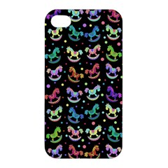 Toys pattern Apple iPhone 4/4S Premium Hardshell Case