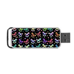 Toys pattern Portable USB Flash (Two Sides)