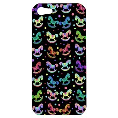 Toys pattern Apple iPhone 5 Hardshell Case