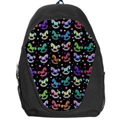 Toys pattern Backpack Bag