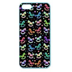 Toys pattern Apple Seamless iPhone 5 Case (Color)