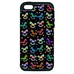 Toys pattern Apple iPhone 5 Hardshell Case (PC+Silicone)