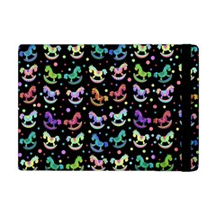Toys pattern Apple iPad Mini Flip Case