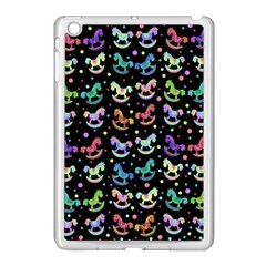 Toys pattern Apple iPad Mini Case (White)
