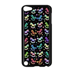 Toys pattern Apple iPod Touch 5 Case (Black)