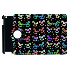 Toys pattern Apple iPad 3/4 Flip 360 Case
