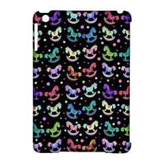 Toys pattern Apple iPad Mini Hardshell Case (Compatible with Smart Cover)