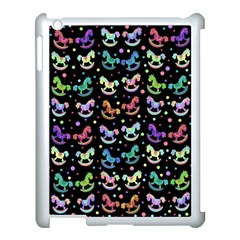 Toys pattern Apple iPad 3/4 Case (White)