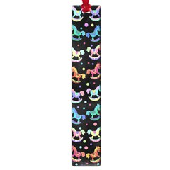 Toys pattern Large Book Marks