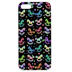 Toys pattern Apple iPhone 5 Hardshell Case with Stand