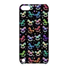 Toys pattern Apple iPod Touch 5 Hardshell Case with Stand