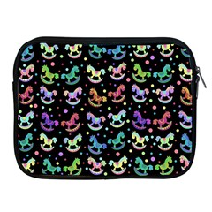 Toys pattern Apple iPad 2/3/4 Zipper Cases