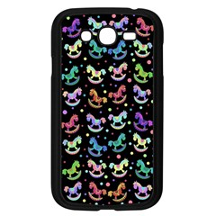 Toys pattern Samsung Galaxy Grand DUOS I9082 Case (Black)