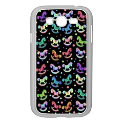 Toys pattern Samsung Galaxy Grand DUOS I9082 Case (White)