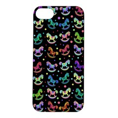 Toys pattern Apple iPhone 5S/ SE Hardshell Case