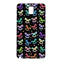 Toys pattern Samsung Galaxy Note 3 N9005 Hardshell Back Case