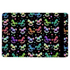 Toys pattern iPad Air Flip