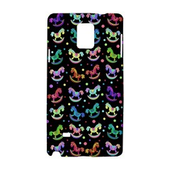 Toys pattern Samsung Galaxy Note 4 Hardshell Case