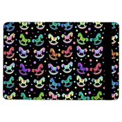Toys pattern iPad Air 2 Flip