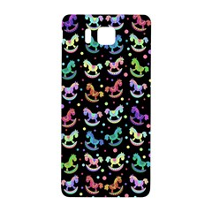 Toys pattern Samsung Galaxy Alpha Hardshell Back Case