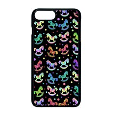 Toys pattern Apple iPhone 7 Plus Seamless Case (Black)