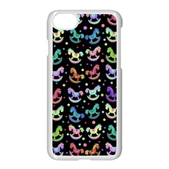 Toys pattern Apple iPhone 7 Seamless Case (White)