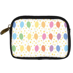 Balloon Star Rainbow Digital Camera Cases