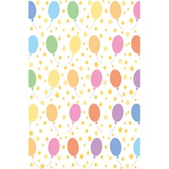 Balloon Star Rainbow 5 5  X 8 5  Notebooks by Mariart