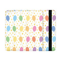 Balloon Star Rainbow Samsung Galaxy Tab Pro 8 4  Flip Case by Mariart