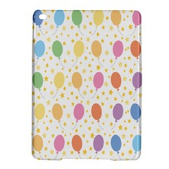 Balloon Star Rainbow Ipad Air 2 Hardshell Cases by Mariart