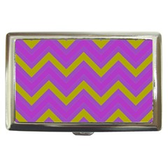 Zig Zags Pattern Cigarette Money Cases