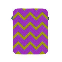 Zig Zags Pattern Apple Ipad 2/3/4 Protective Soft Cases
