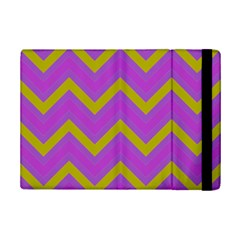 Zig Zags Pattern Ipad Mini 2 Flip Cases by Valentinaart