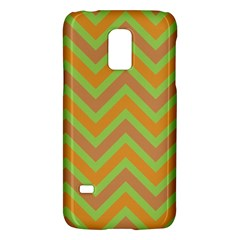 Zig Zags Pattern Galaxy S5 Mini by Valentinaart