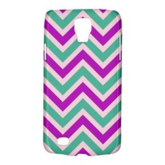 Zig Zags Pattern Galaxy S4 Active by Valentinaart