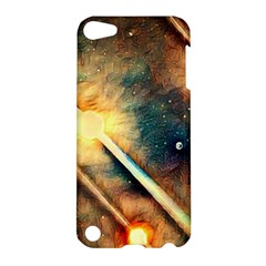 Light Space Apple Ipod Touch 5 Hardshell Case by DeneWestUK