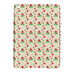 Flower Floral Sunflower Rose Star Red Green Ipad Air 2 Hardshell Cases by Mariart