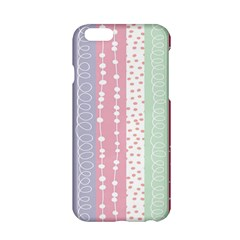 Heart Love Valentine Polka Dot Pink Blue Grey Purple Red Apple Iphone 6/6s Hardshell Case by Mariart
